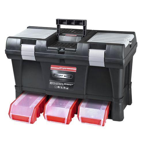 جعبه ابزار پاترول گروپ مدل Semi Profi Alu