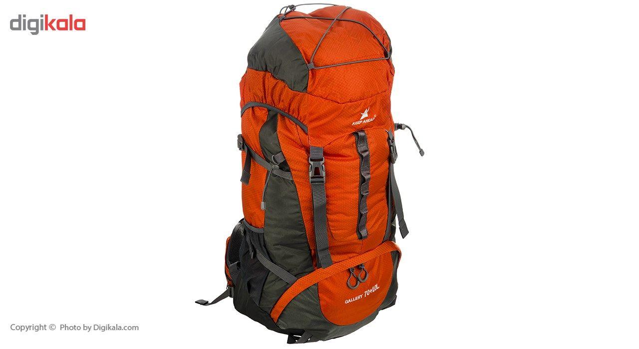 کوله پشتی کوهنوردی 80 لیتری کیپ اهد مدل Gallery main 1 1