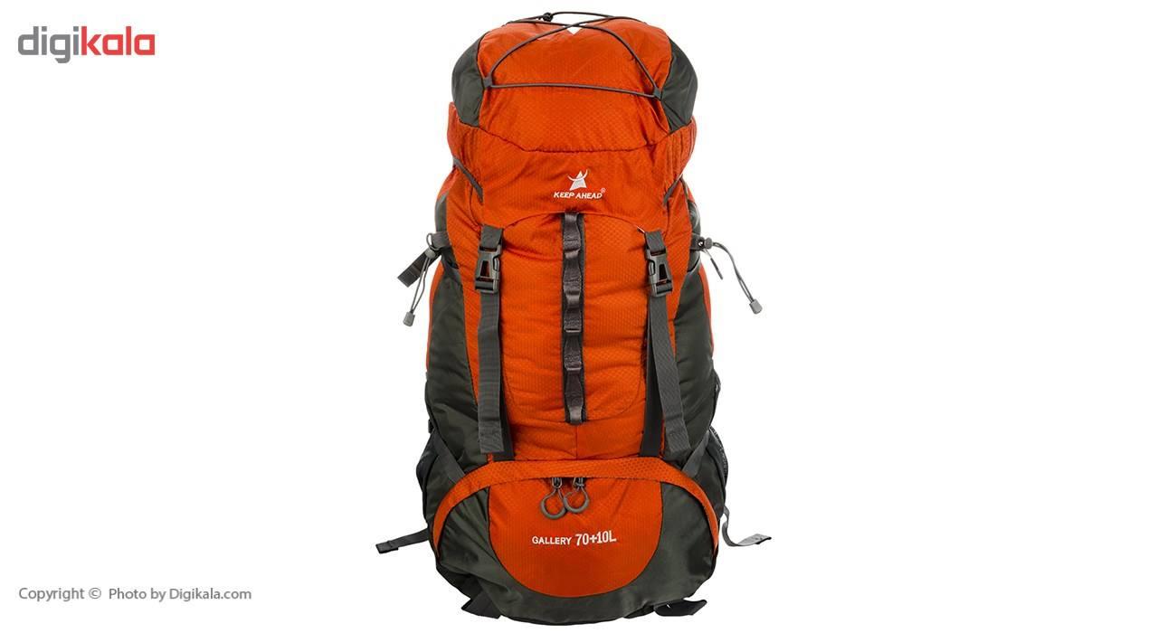 کوله پشتی کوهنوردی 80 لیتری کیپ اهد مدل Gallery main 1 2
