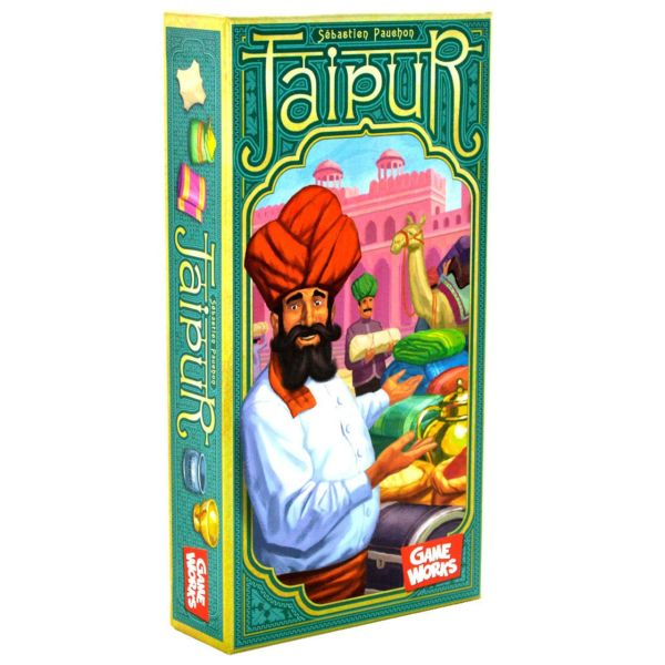 بازی کارتی گیم وورکز مدل Jaipur
