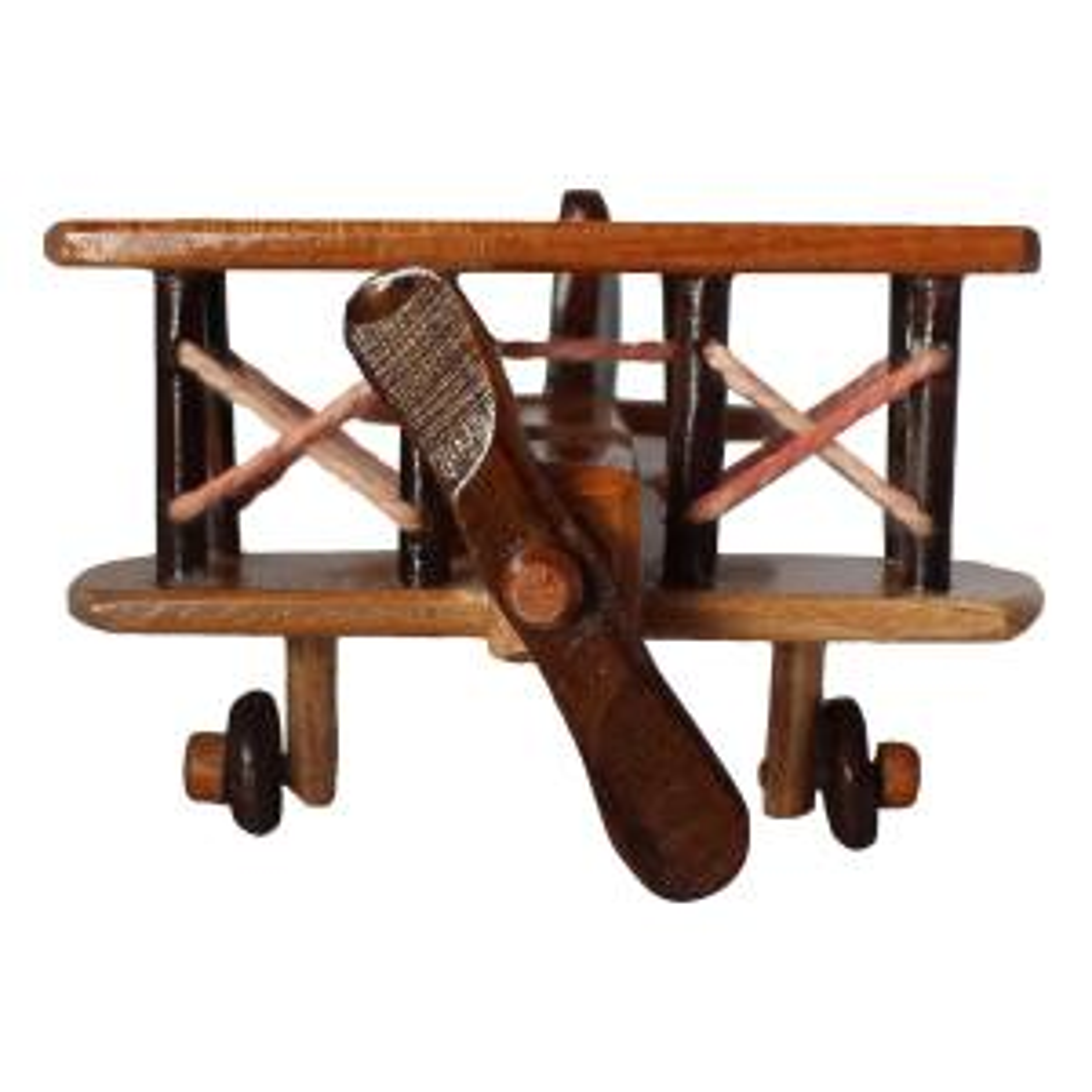 ماکت تزئینی نقطه مدل WoodenAirplane