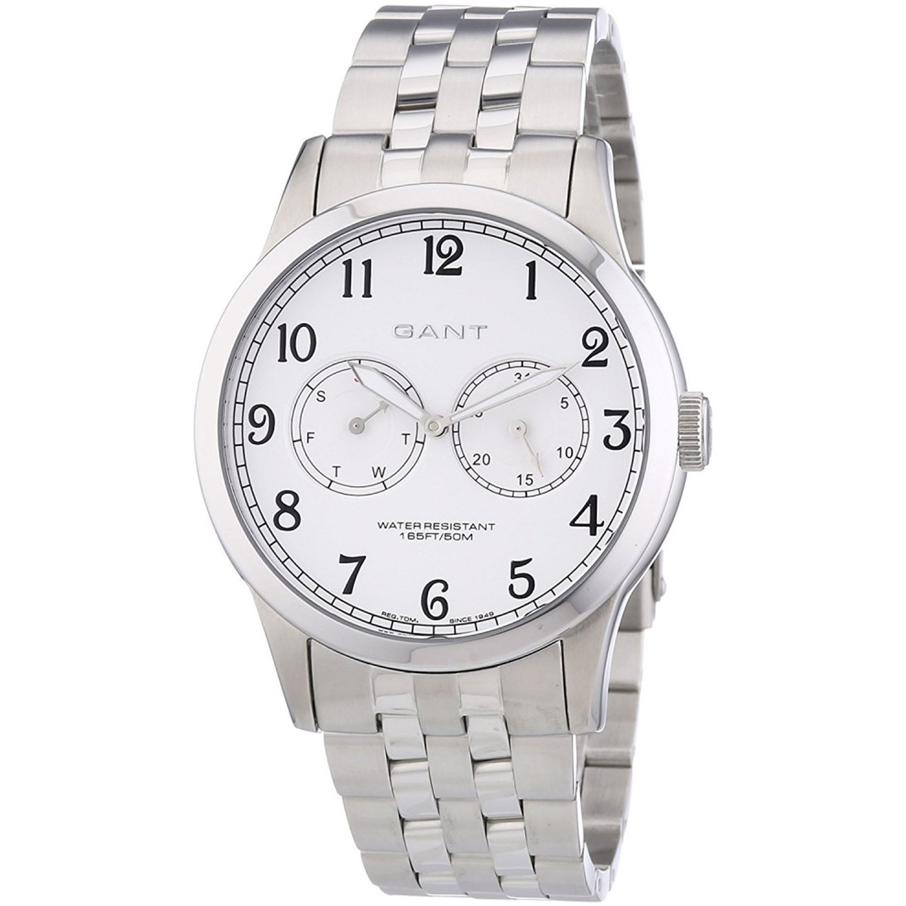 ساعت مچی عقربه ای مردانه گنت مدل GW70324