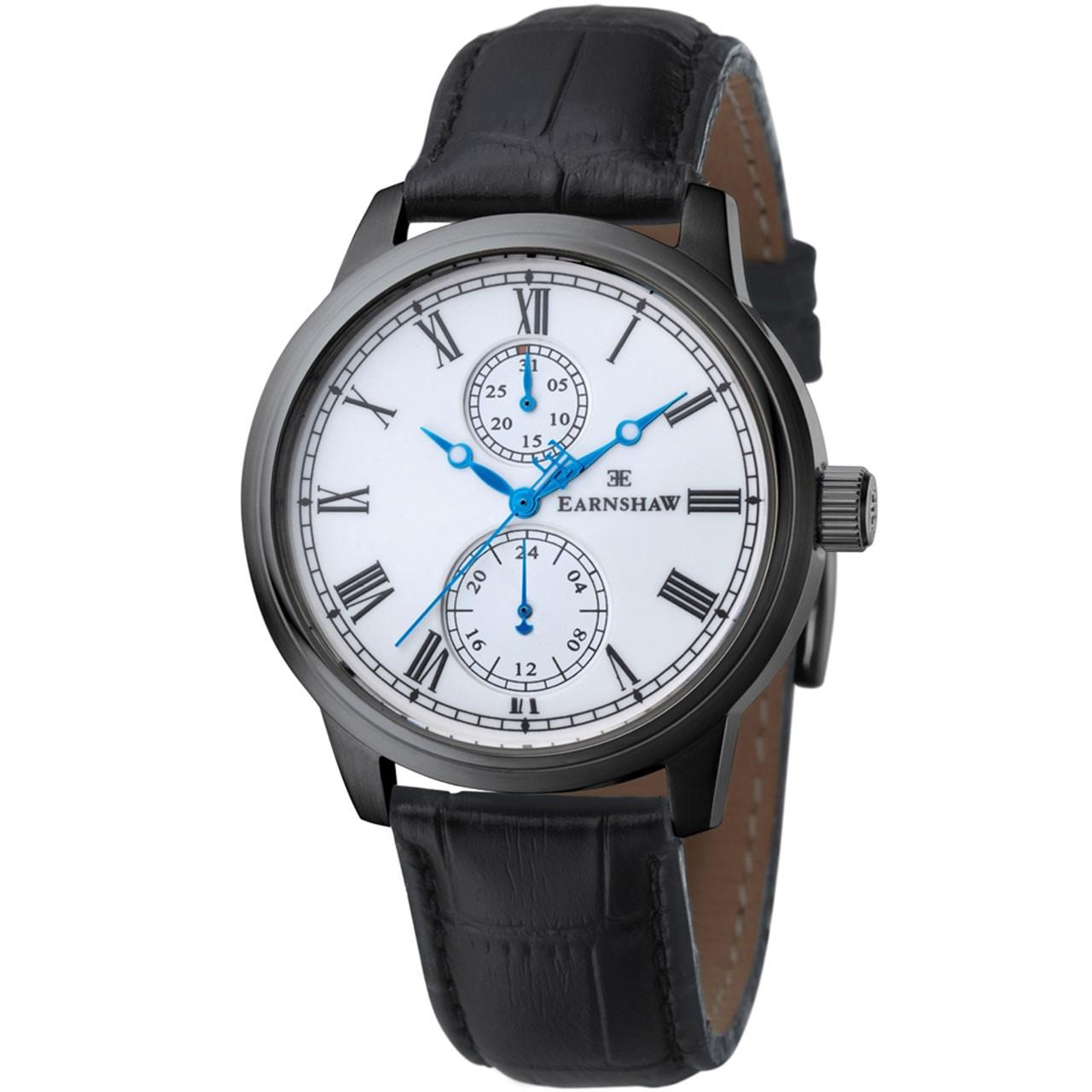 ساعت مچی عقربه ای مردانه ارنشا مدل ES-8002-03 19