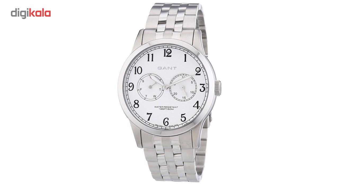خرید ساعت مچی عقربه ای مردانه گنت مدل GW70324