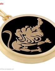 آویز گردنبند طلا 18 عیار ماهک مدل MM0329 - مایا ماهک -  - 3