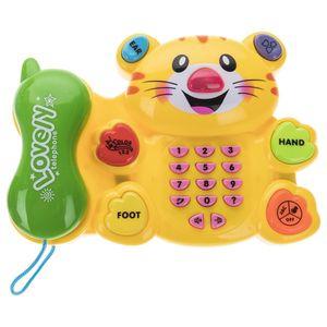بازی آموزشی مدل Kitten Phone 9911