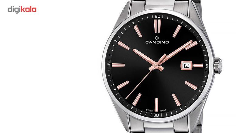 ساعت مچی عقربه ای مردانه کاندینو مدل C4621/4