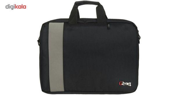 کیف لپ تاپ جی بگ مدل Elit 3-1 مناسب برای لپ تاپ 15 اینچی