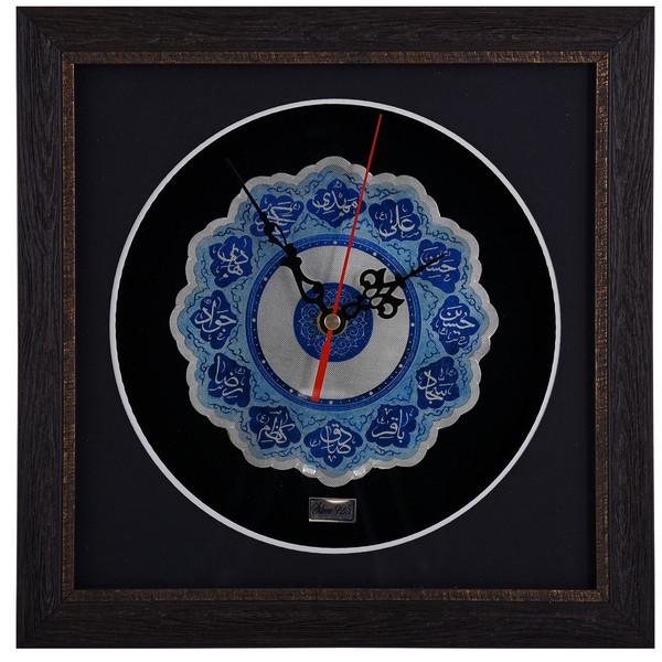 ساعت نقره گالری گنجینه طرح ائمه اطهار مدل 00-32