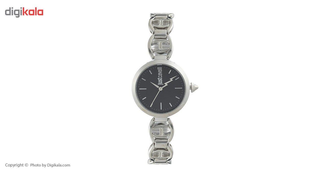 ساعت مچی عقربه ای زنانه جاست کاوالی مدل JC1L009M0065 -  - 2