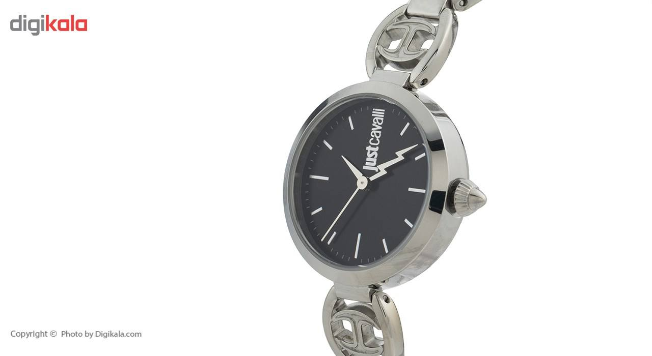 ساعت مچی عقربه ای زنانه جاست کاوالی مدل JC1L009M0065 -  - 3