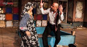 فیلم تئاتر شکلک اثر کیومرث مرادی  Snoot Recorded Theater by Qmars Moradi