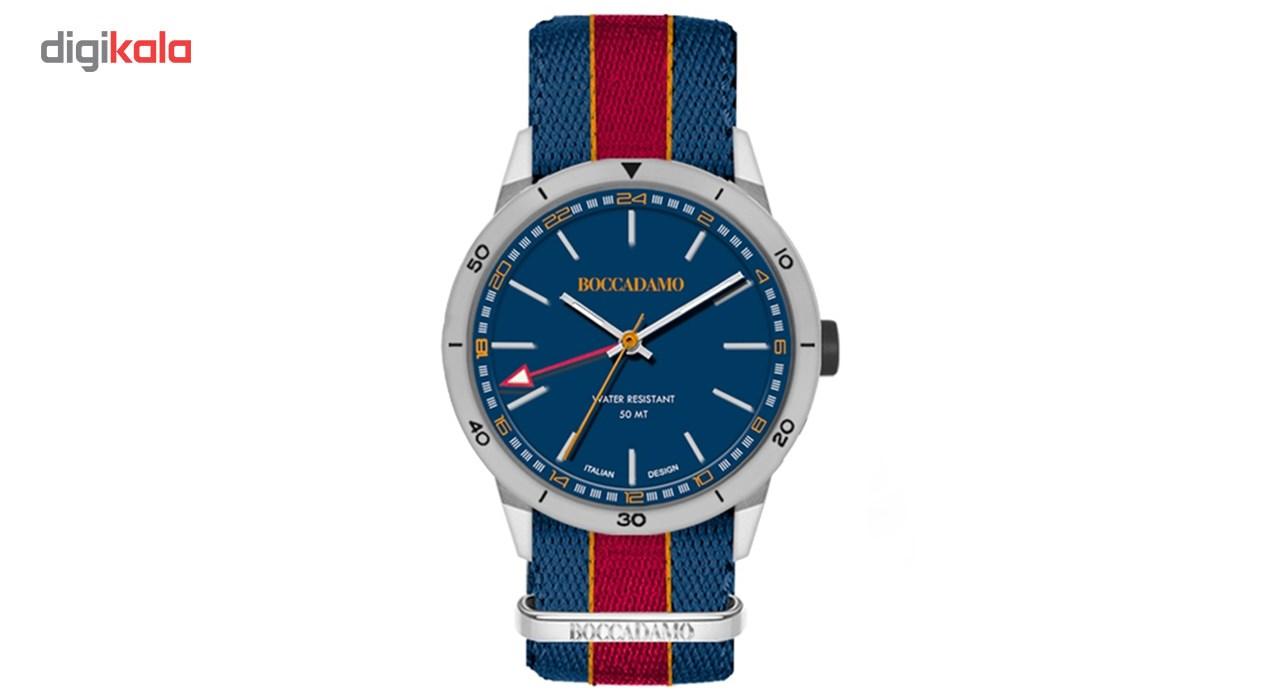 ساعت مچی عقربه ای مردانه بوکادامو مدل RGNV024