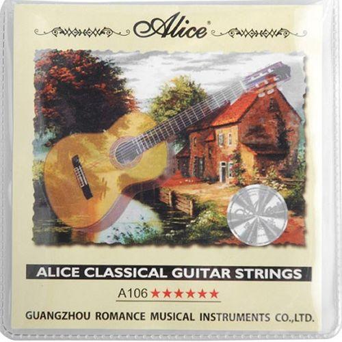 سیم گیتار کلاسیک الیس مدل A106-H