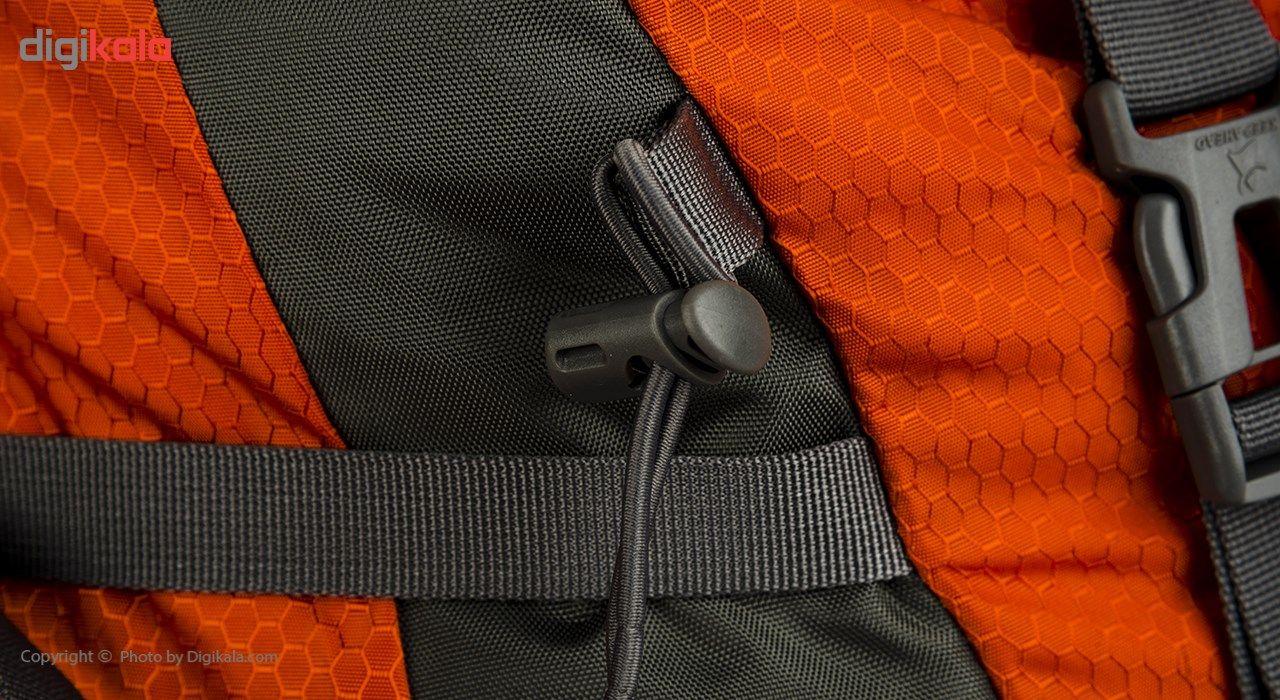 کوله پشتی کوهنوردی 80 لیتری کیپ اهد مدل Gallery main 1 7