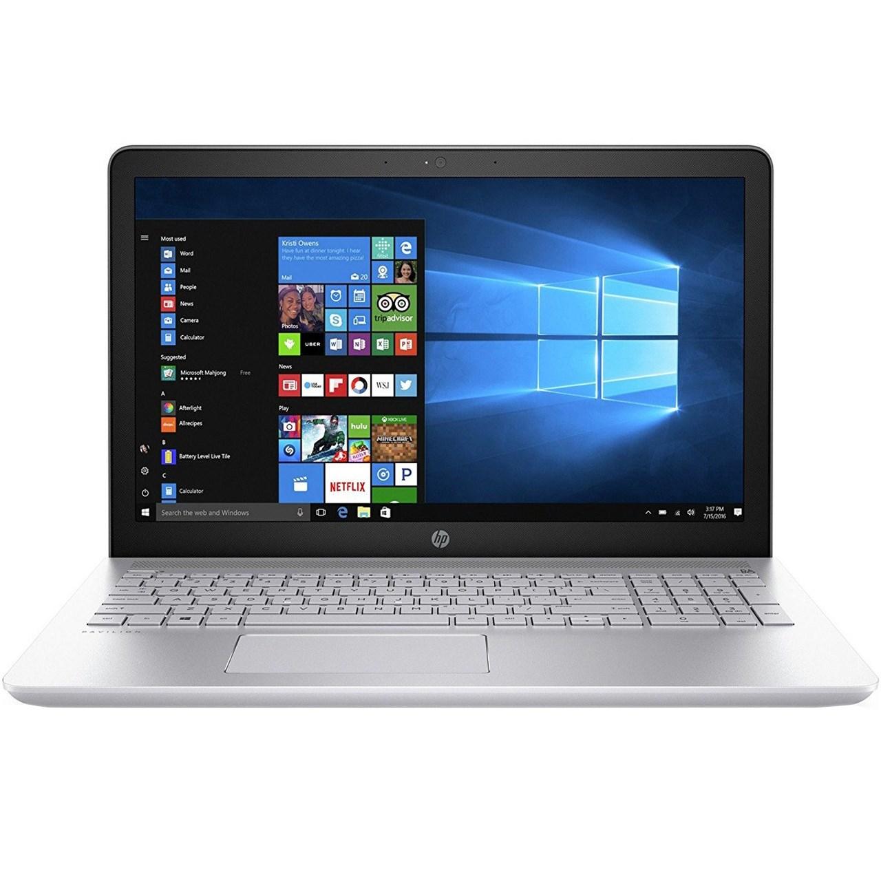لپ تاپ 15 اینچی اچ پی مدل PAVILION 15-CC100 - E