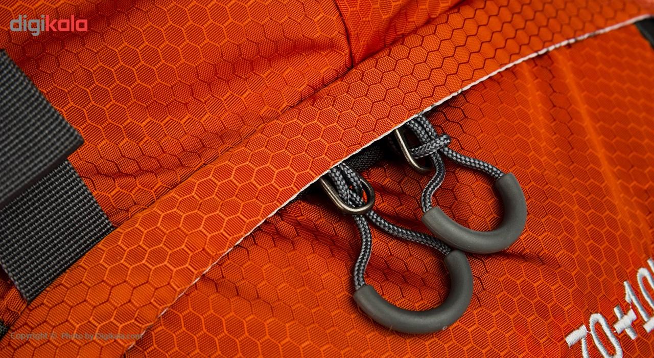 کوله پشتی کوهنوردی 80 لیتری کیپ اهد مدل Gallery main 1 8