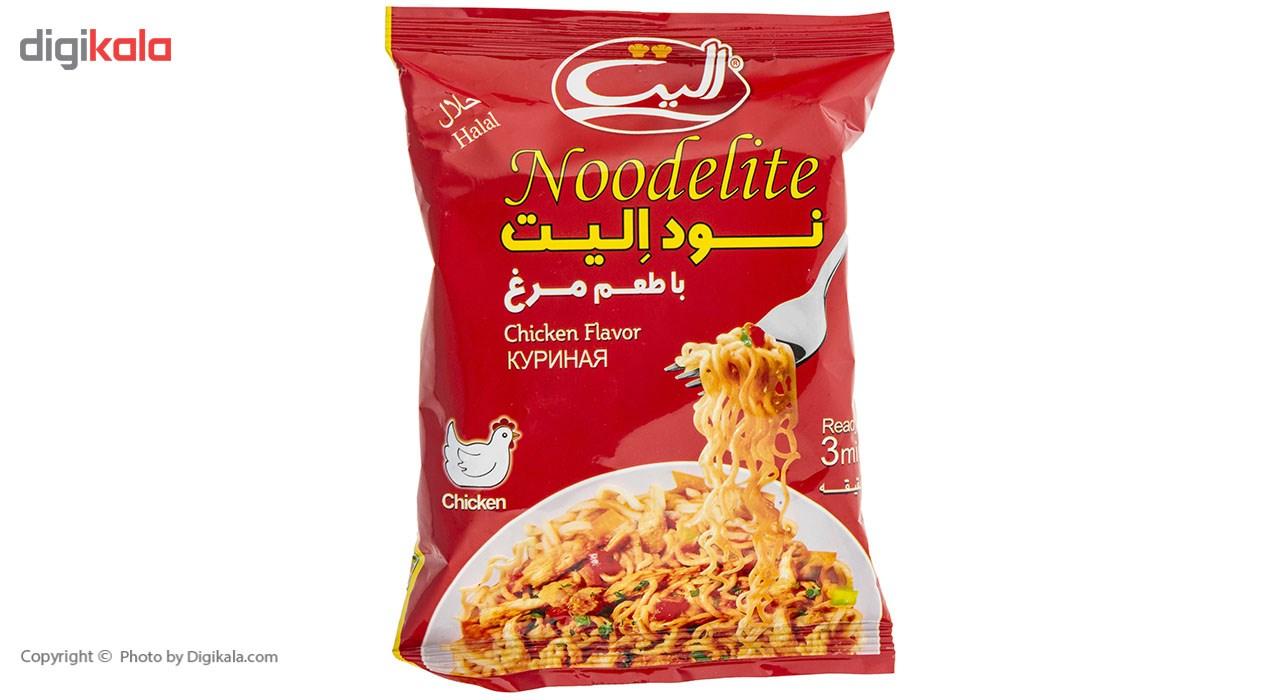 نودالیت با طعم مرغ الیت مقدار 75 گرم main 1 2