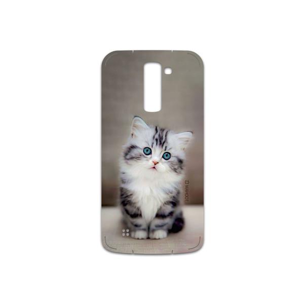برچسب پوششی ماهوت مدل Cat-2 مناسب برای گوشی موبایل ال جی K10