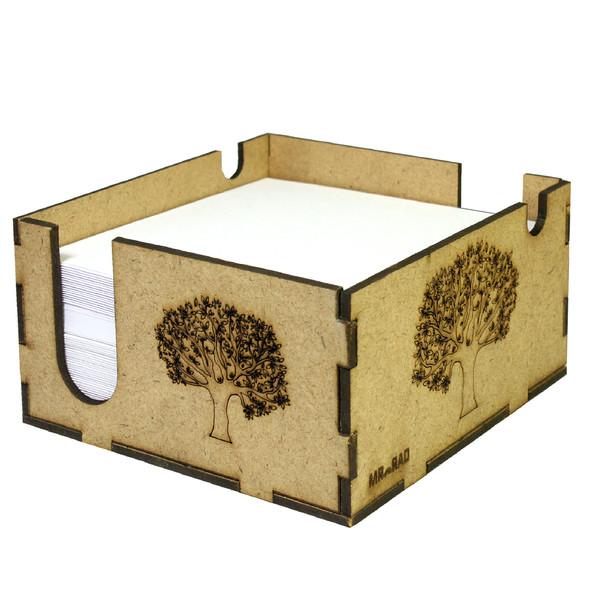 جای کاغذ یادداشت مستر راد مدل سلنا کد 1423 به همراه کاغذ
