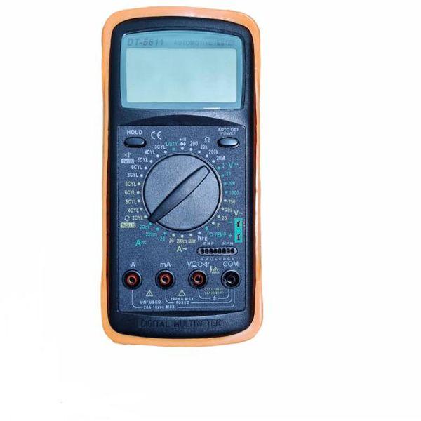 مولتی متر دیجیتال مدل DT_5811