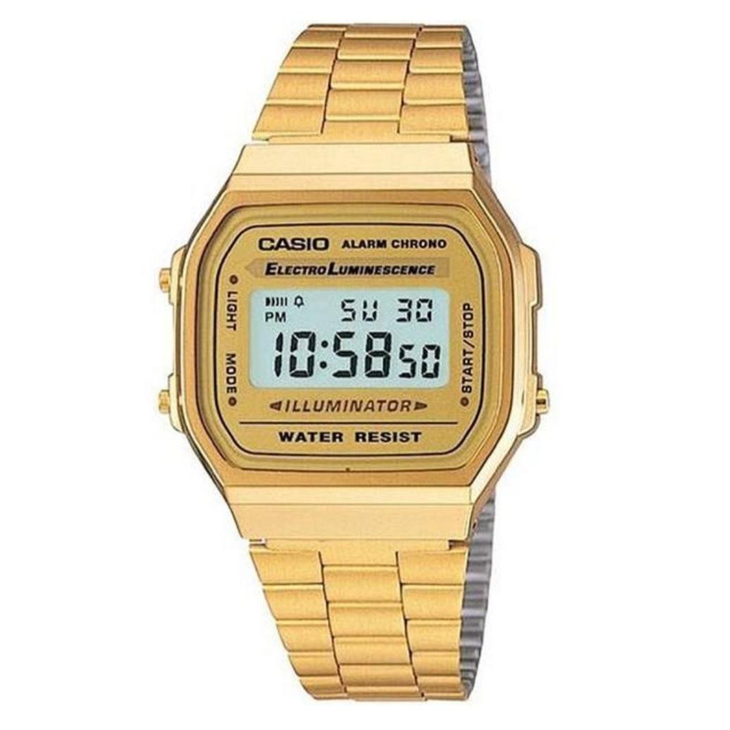ساعت مچی دیجیتال مدل A168                     غیر اصل
