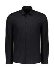 پیراهن مردانه پاتن جامه کد 98MC8528 رنگ مشکی  -  - 1