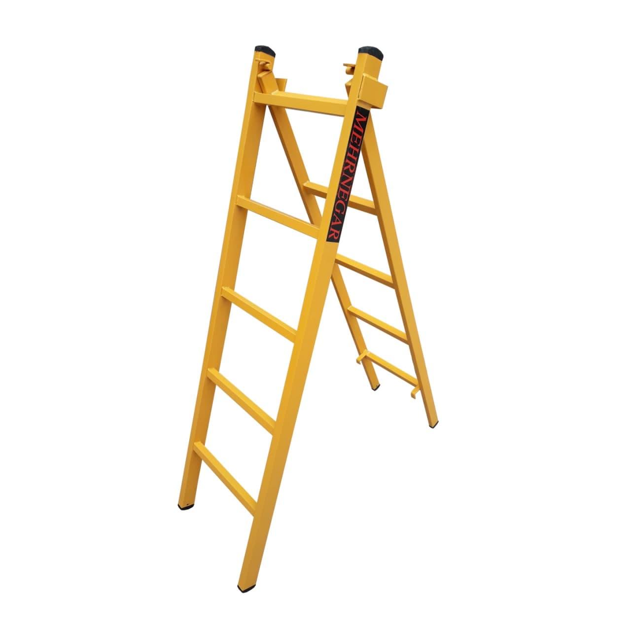 نردبان 10 پله مهرنگار مدل TAK