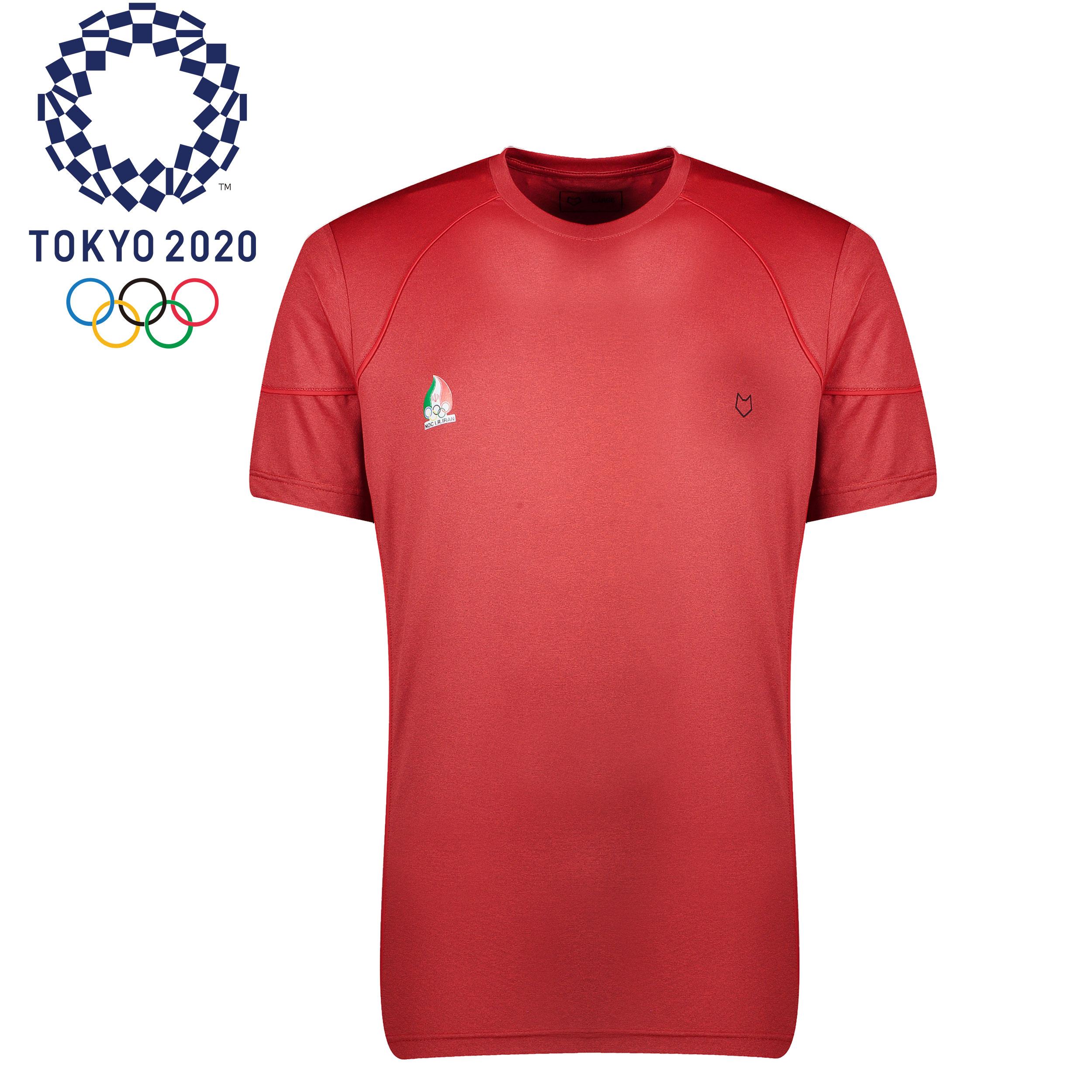 تی شرت ورزشی مردانه مل اند موژ مدل M07048-003