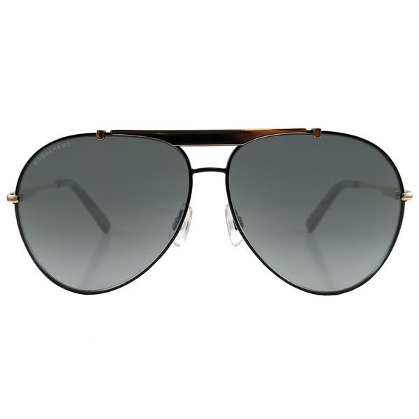 عینک آفتابی مردانه دیسکوارد مدل DQ017705B