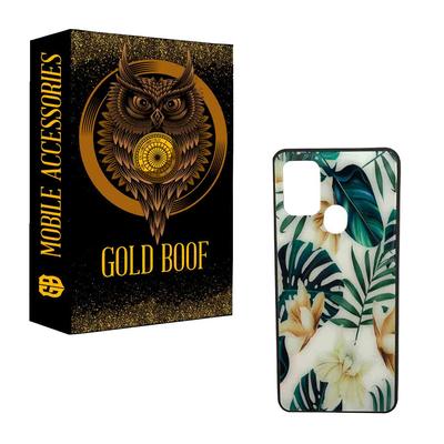کاور گلد بوف مدل GFVISTH-3 مناسب برای گوشی موبایل سامسونگ Galaxy A21S