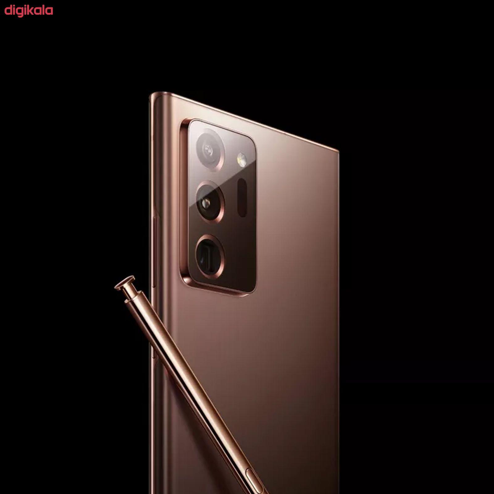 گوشی موبایل سامسونگ مدل Galaxy Note20 Ultra SM-N985F/DS دو سیم کارت ظرفیت 256 گیگابایت  main 1 17