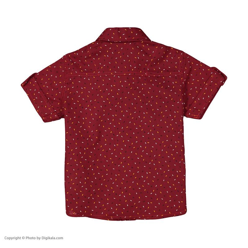 پیراهن پسرانه تودوک مدل 2151234-70