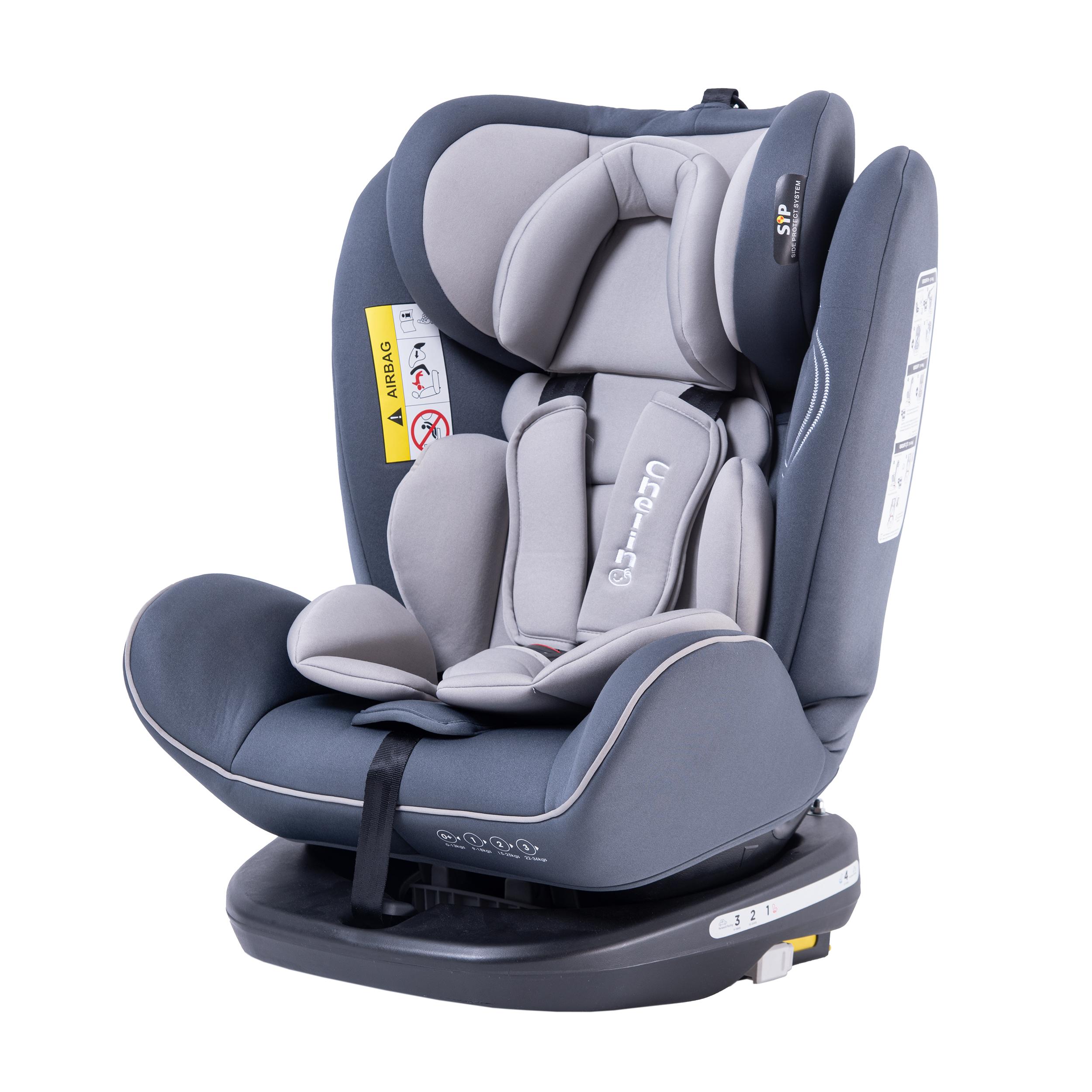 صندلی خودرو کودک چلینو مدل DAYTONA Isofix spin 360