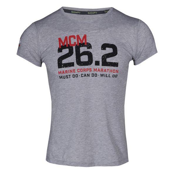 تی شرت ورزشی مردانه بروکس مدل 8578