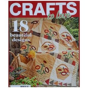 مجله Crafts to Love سپتامبر 2020