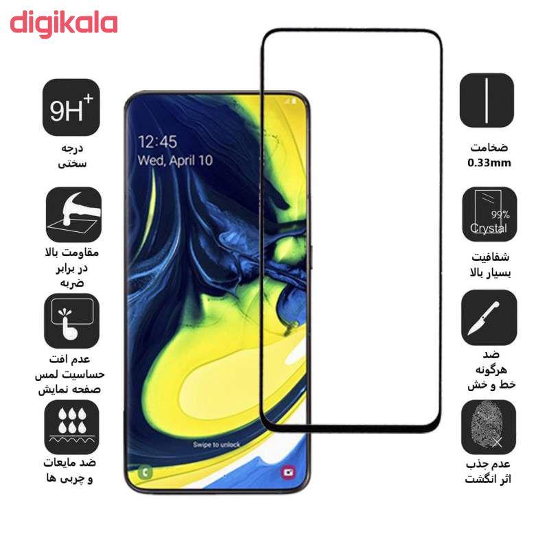 محافظ صفحه نمایش فوکس مدل PT001 مناسب برای گوشی موبایل سامسونگ Galaxy A80 main 1 5