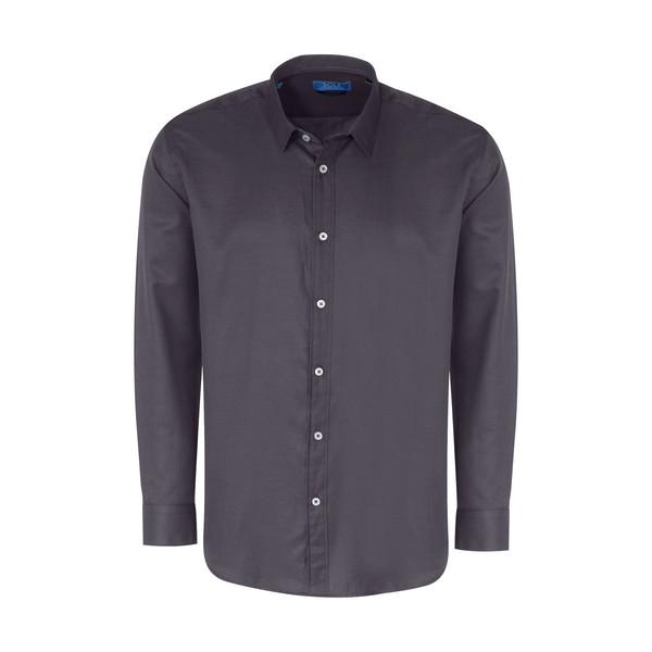 پیراهن مردانه سولا مدل SM420200029-GREY