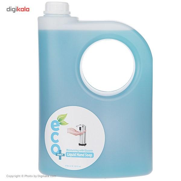 مایع دستشویی گلیسیرینه ایکو مویست مدل Blue حجم 3750 میلی لیتر
