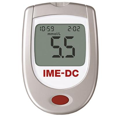 تصویر دستگاه تست قند خون آی ام ای دی سی مدل BSA