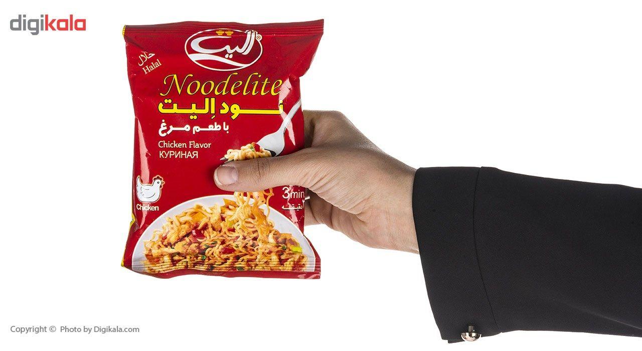 نودالیت با طعم مرغ الیت مقدار 75 گرم main 1 7