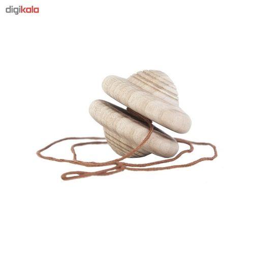 یویو چوبی گالری کفشدوزک کد 160019