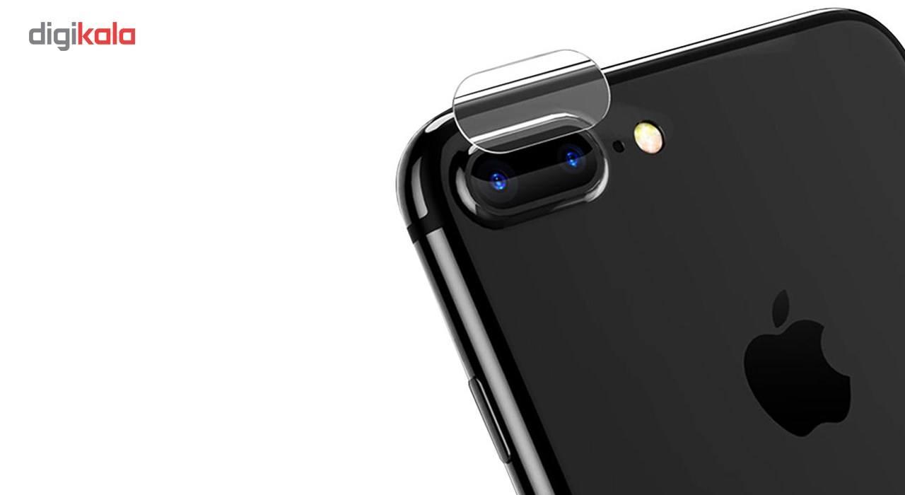 محافظ لنز دوربین شیشه ای مدل تمپرد مناسب برای گوشی موبایل اپل آیفون 7 پلاس/8 پلاس main 1 1