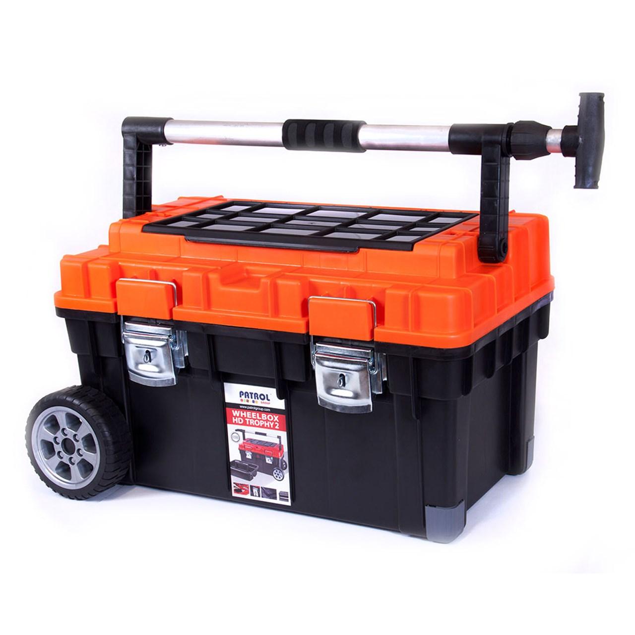 جعبه ابزار پاترول گروپ مدل WheelBox HD Trophy 2