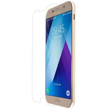 محافظ صفحه نمایش شیشه ای نیلکین مدل Amazing H Anti-Burst مناسب برای گوشی موبایل سامسونگ 2017 Galaxy A7