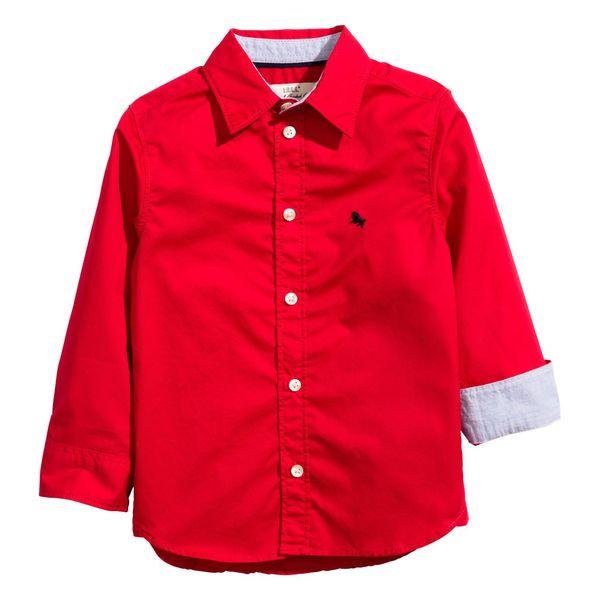 پیراهن پسرانه اچ اند ام کد 0325870