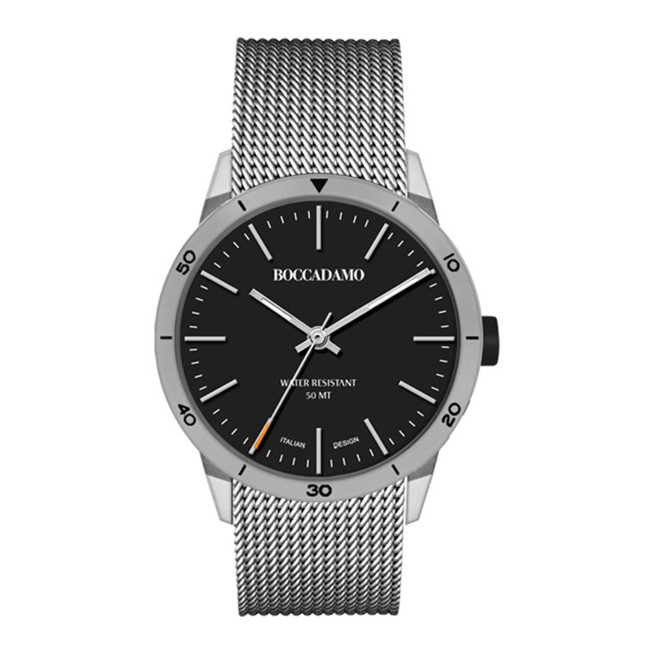 ساعت مچی عقربه ای مردانه بوکادامو مدل RGNV016