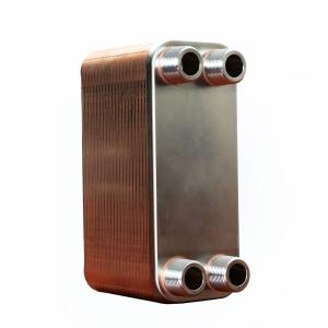 مبدل حرارتی صفحه ای هپاکو مدل HP-40 با ظرفیت 400 لیتر بر ساعت