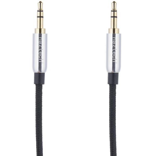 کابل انتقال صدا 3.5 میلی متری نزتک مدل 14510 طول 1.2 متر