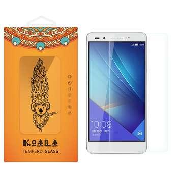محافظ صفحه نمایش شیشه ای کوالا مدل Tempered مناسب برای گوشی موبایل هوآوی Honor 7
